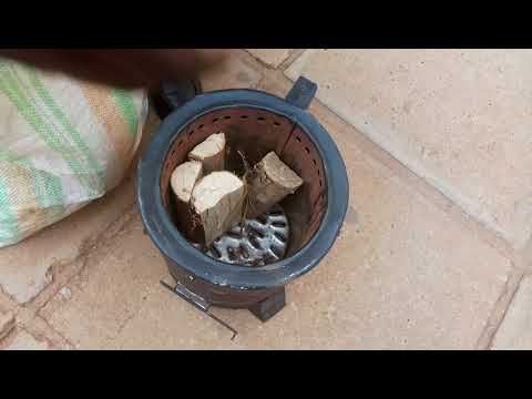 Save cooking energy with Awamu gas fear stove