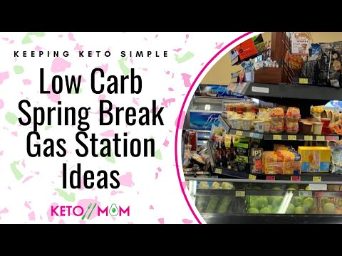 KetoMom   Spring Break Gas Station Ideas For Travel