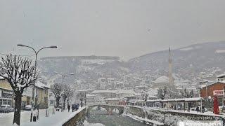 VLOG BORA NE KOSOV 2016 PRIZREN ME SHUKIN  KOSOVA TV