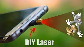 Make a OTG laser for Smart Phone