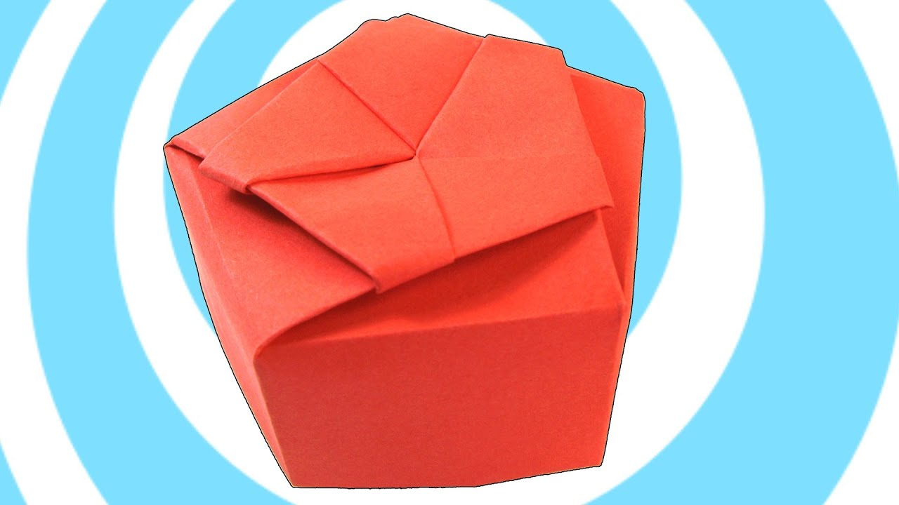 Box Origami Diagram Instructions Automotive Wiring Pigorigami Pig Instructionsorigami Diagram3d Paper Pentagonal Gift Youtube Turtle Step By Kusudama Diagrams