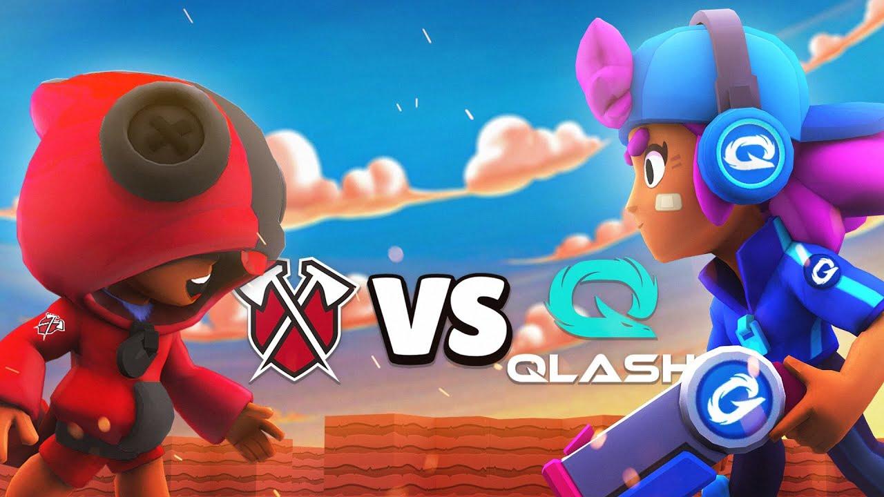 TRIBE vs QLASH *INTENSE* MATCHES | INSANE PRO GAMEPLAY (BBL)