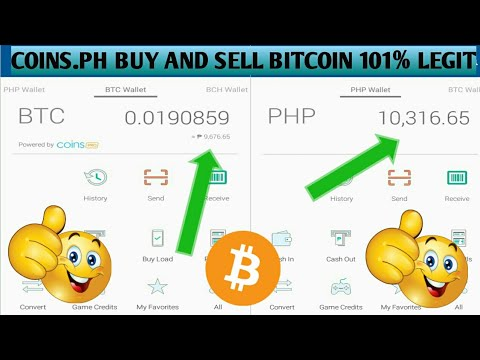 COINS.PH BUY AND SELL BITCOIN TUTORIAL TAGALOG 2019, How To Buy And Sell In Coinsph, No Edit