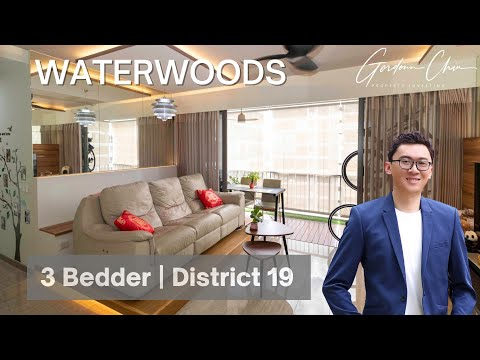 The Waterwoods Singapore Executive Condo : Superbly Renovated 3 Bedrooms in Punggol (Home Tour)