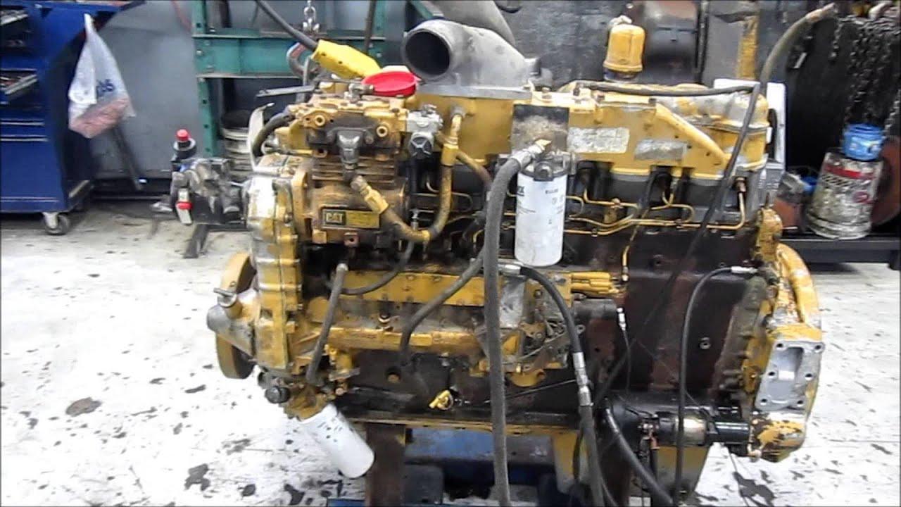 Cat 3406b fuel Pump Manual
