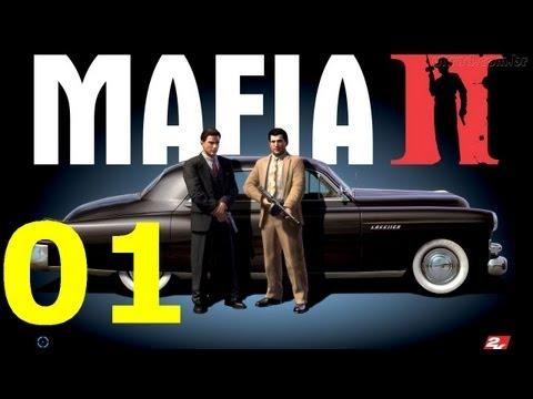 MAFIA 2 PC GAMEPLAY ITA parte 1