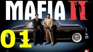 MAFIA 2 PC GAMEPLAY ITA parte 1