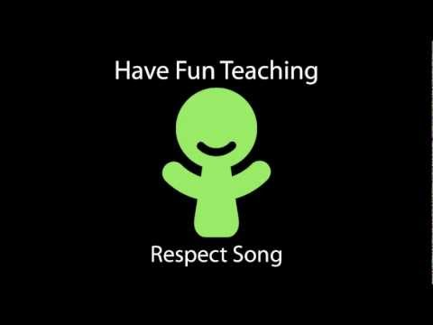Respect Song - Audio