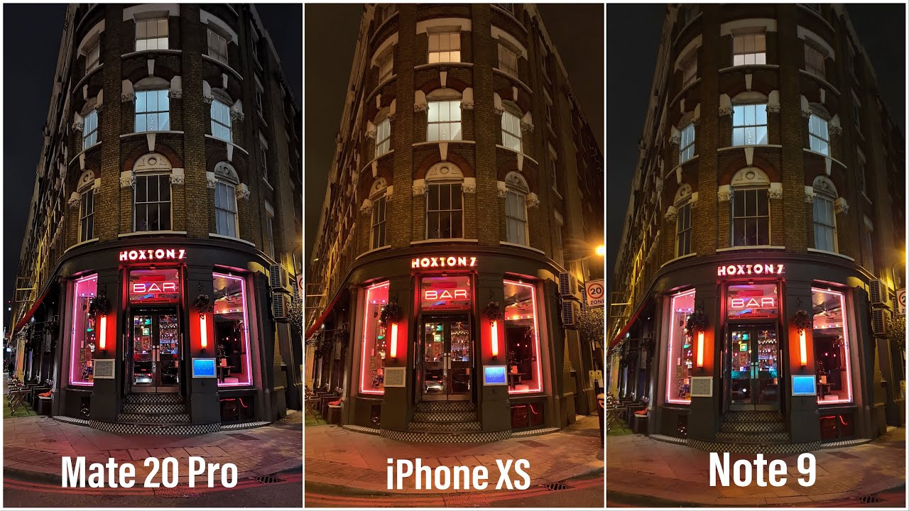 Image result for huawei mate 20 pro low light