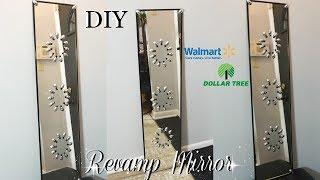Dollar Tree Elegant Decorative Mirror D I Y Wal Mart Mirror Mp3