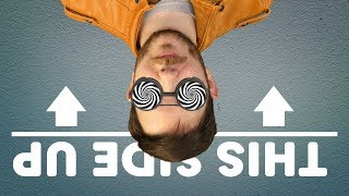 Can You Hack Your Eyes To See Upside Down?