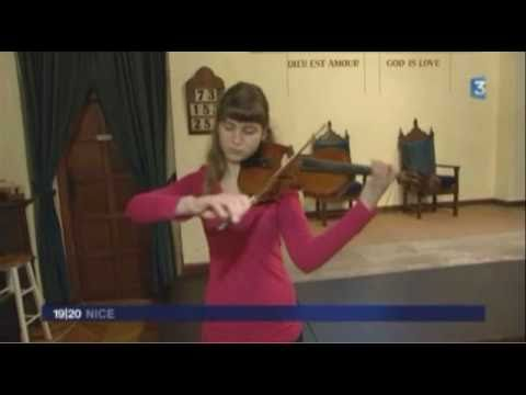 "Violin Master Class ""How to Practise"" (prof. Violeta Smailovic-Huart)"