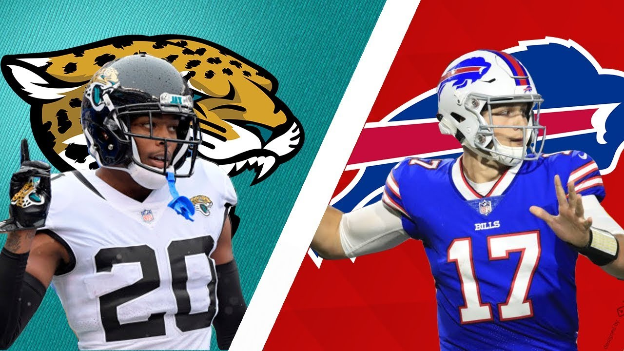 c58f300fb9c Jacksonville Jaguars vs Buffalo Bills Preview | Week 12 - YouTube