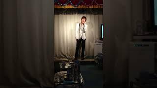 まつざき幸介「奴凧」グラスの花の2つ目のカップリング曲です。(2019H31年3月25日)マイクルームハミングにて