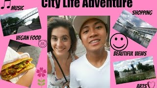 Vlog 4: the city life