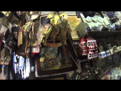 Sorong, Jakarta - gift shops - Indonesia 2015