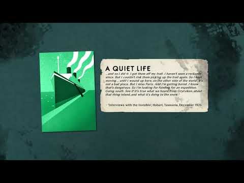 Cultist Simulator [Exile] - A Quiet Life in 7:16 |