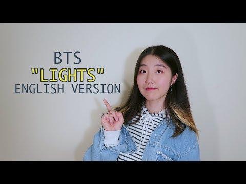 {ENGLISH VER./영어버전} BTS (방탄소년단) - LIGHTS Cover
