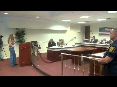 North Bergen Commissioners Meeting 9_26_2012