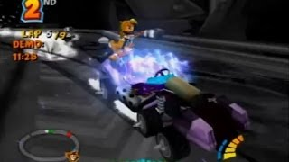 Crash Tag Team Racing Demo [PS2]