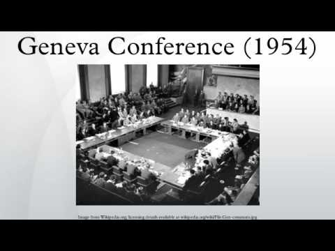 What is the Geneva Accord?