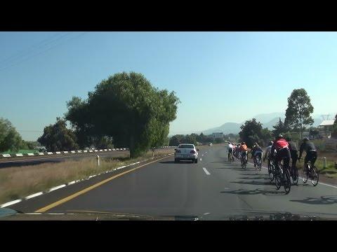 【Mexico Drive】 Angel de la Independencia~Teotihuacan(via Av.Insurgentes~85D~132D)