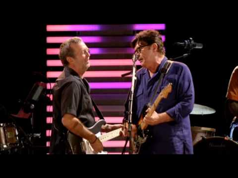 Eric Clapton, Robbie Robertson (Who do you love)