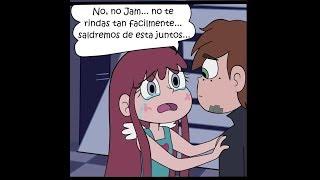 Starco-¿Adios Jam? Comic  SAD AU Jambeth Parte 1