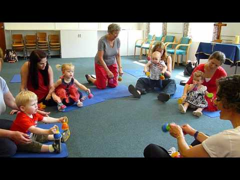 Monkey Music Cardiff Heigh Ho class performs 'The Day is Here!'