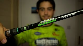 Caña Dobyns Fury Series - Spinning | HD