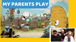 My Parents Play: Cuphead