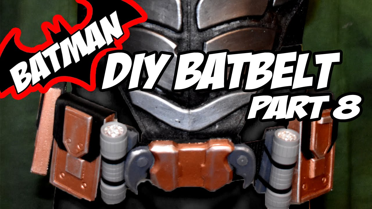 Batman arkham knight batbelt how to diy costume cosplay part 8 youtube batman arkham knight batbelt how to diy costume cosplay part 8 solutioingenieria Image collections
