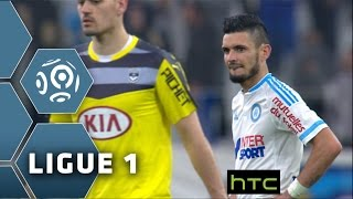 Video Gol Pertandingan Olympique Marseille vs FC Girondins De Bordeaux
