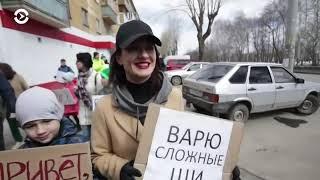 Первомай в автозаке   ВЕЧЕР