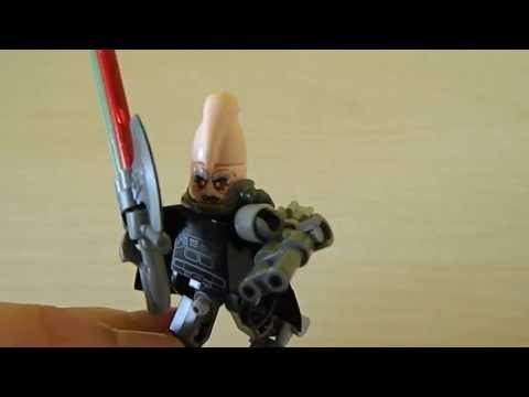 Lego Star Wars Custom Sith Lord | Save Money With DIY Guides