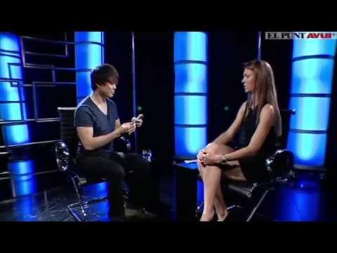 Shin Lim 'Small Talk' Interview with Nicole Millar 05/06/2015 FIMAG 2015