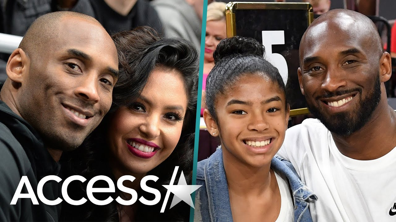 Vanessa Bryant Changes Kobe Bryant Foundation Name To Honor Gianna