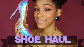 |Shoe Haul & Try On| Lola Shoetique & Charlotte Russe