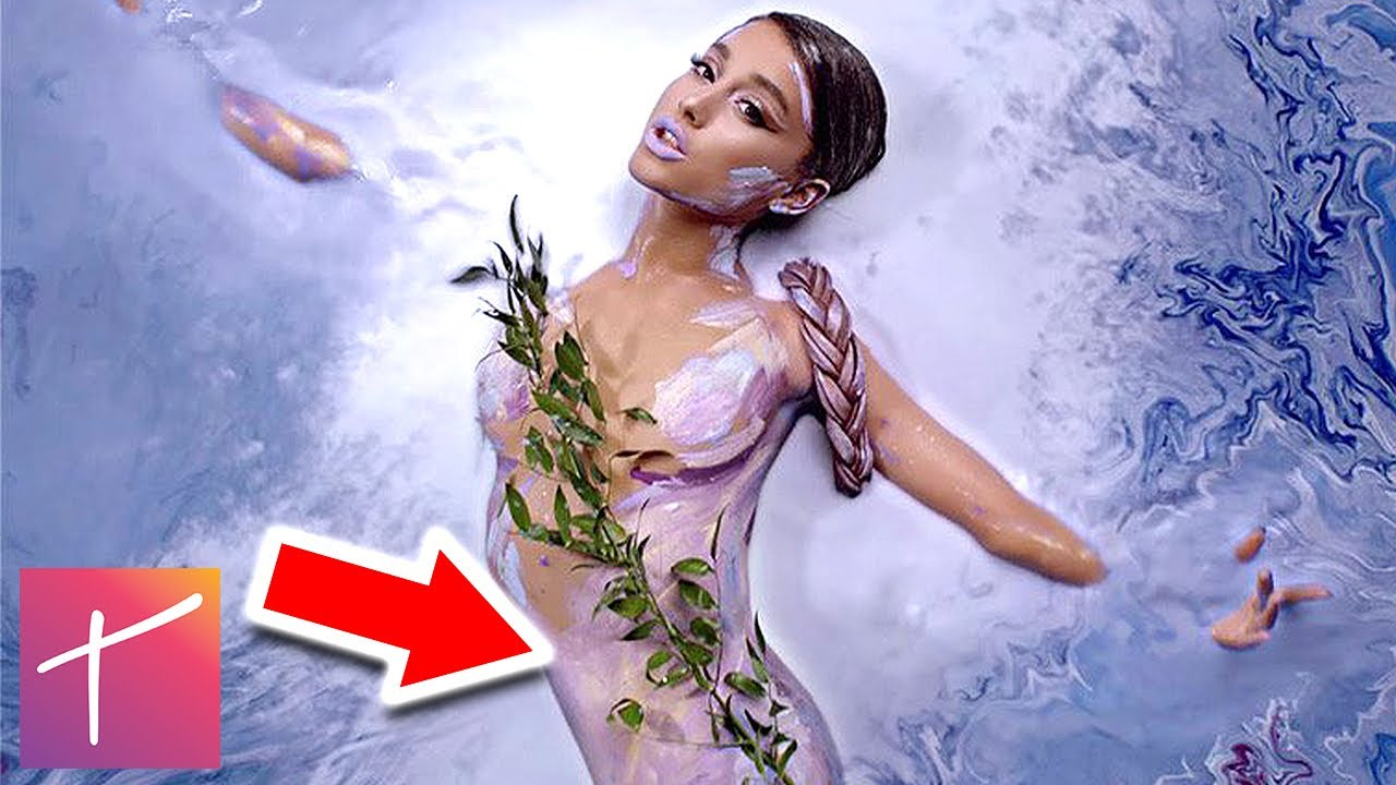 10 references you missed in ariana grande s god is a woman