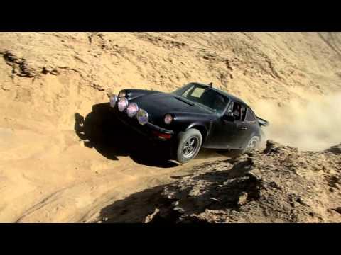 Amazing OFF ROAD porsche 911- Ocotillo Wells - New Years 2012