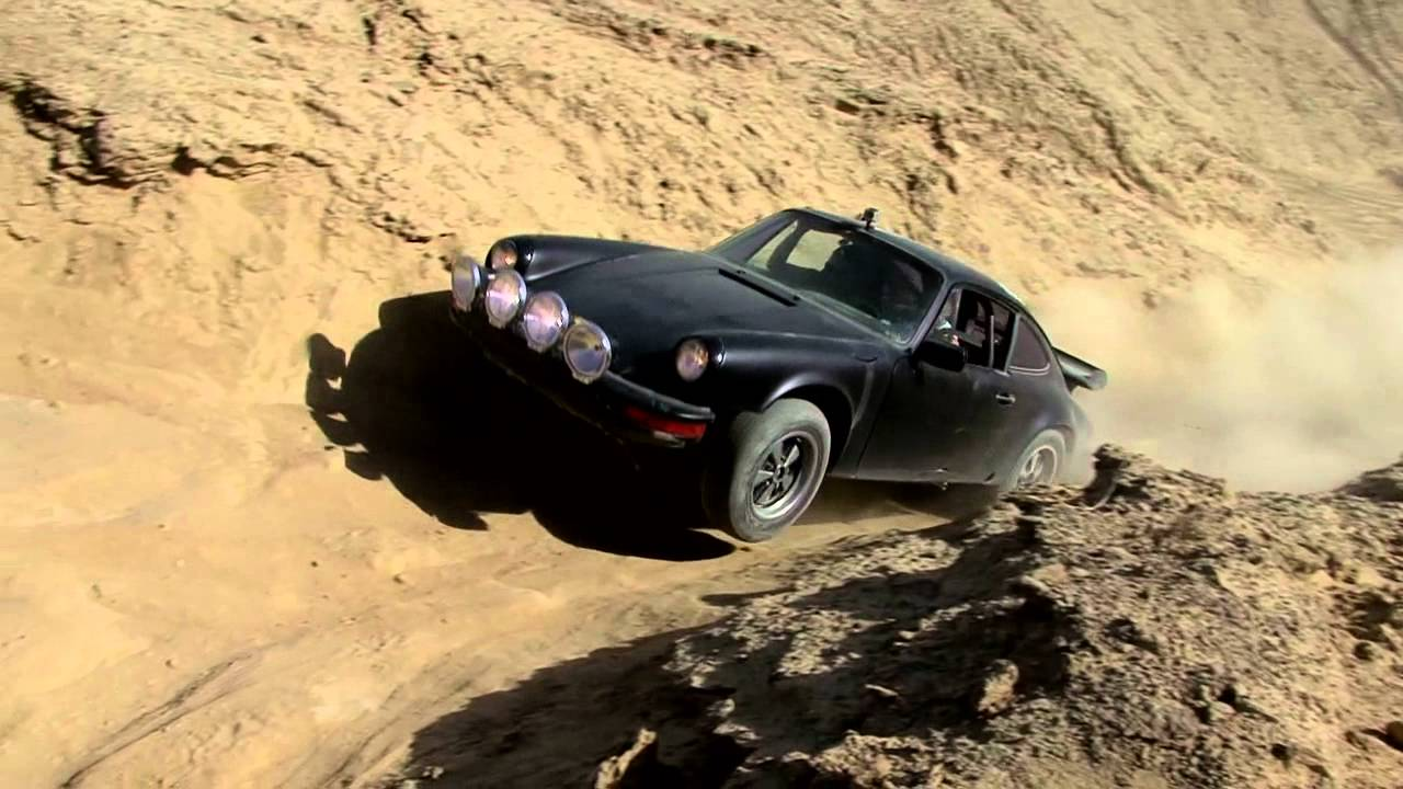 Amazing OFF ROAD porsche 911- Ocotillo Wells - New Years 2012 ...