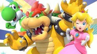 LET THE PARTY BEGIN! (Super Mario Party Livestream)