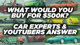 Baixar What's the coolest car you can buy for $500k?