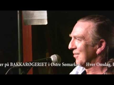 Siggi Björns in Bakkarøgeriet, Østre Sømarken, Bornholm.