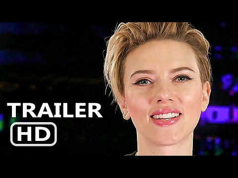 GHOST IN THE SHELL International Trailer (2017) Scarlett Johansson Sci Fi Movie HD