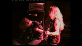 Sacred Steel - Theater of Blood (Live 1996) - unreleased track!