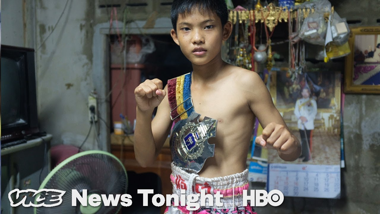Download Kids Are Still Fighting Muay Thai — Even After the Death of a Young Boy