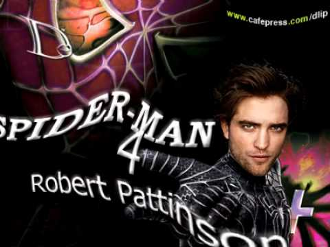 Robert Pattinson To Replace Tobey Maguire in Spider-Man 4 ...