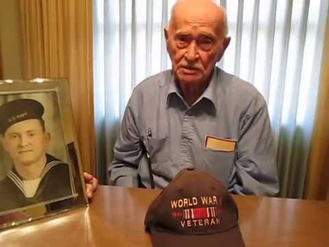 World War II Navy veteran remembers kamikaze attack