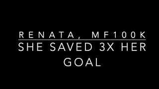 She Saved 3x Her Goal